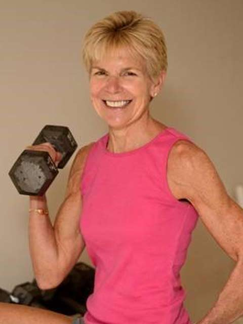 Jean Betz, personal trainer at Loyalty Fitness in Greenwich, CT