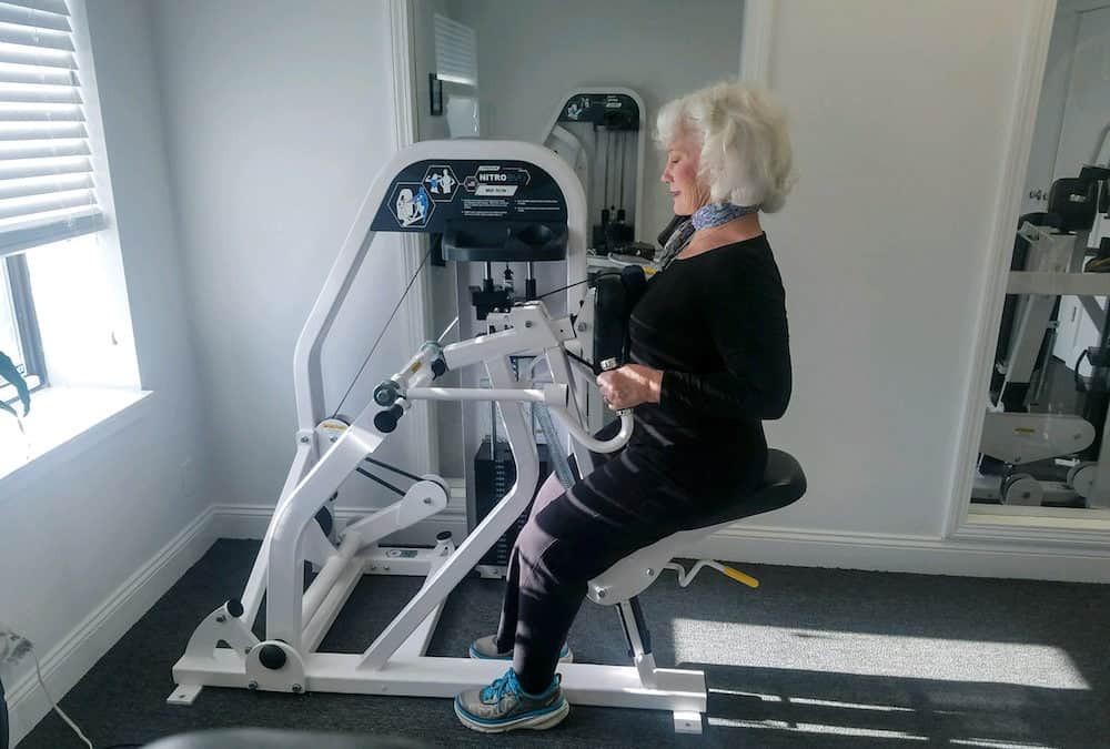 Client of the Month – Marjorie R. Smith