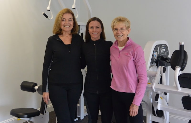 Personal trainers who provide private training sessions at Loyalty Fitness in Greenwich, CT