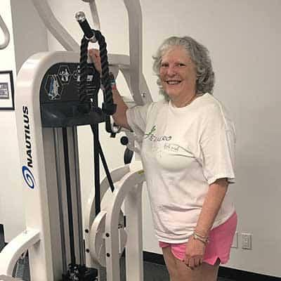 Kathleen Price - Loyalty Fitness Member
